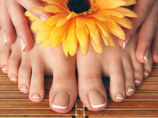 Different Types Of Pedicures You Should Try