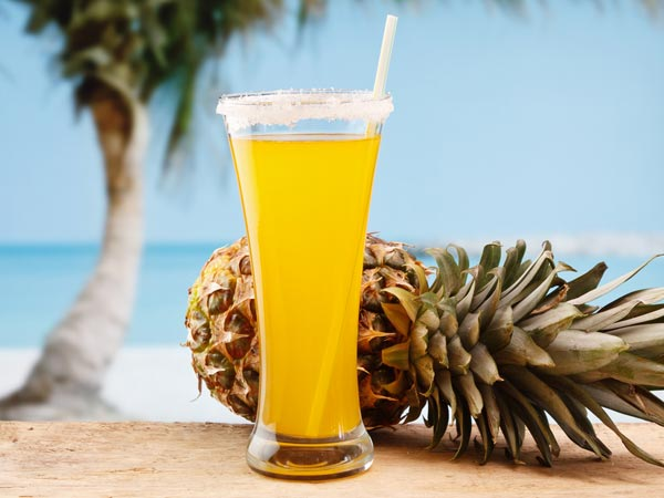 Pineapple And Turmeric Drink To Reverse Cancer-causing Inflammation