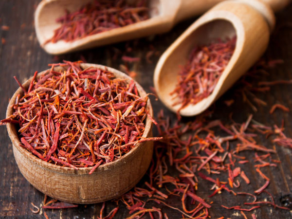 How To Use Saffron To Improve Your Eyesight