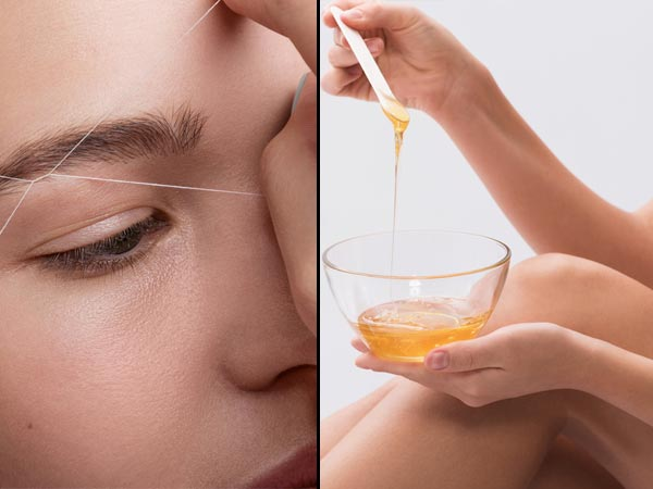 Advantages & Disadvantages Of Threading & Waxing