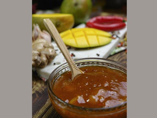 Bengali Style Mango Chutney