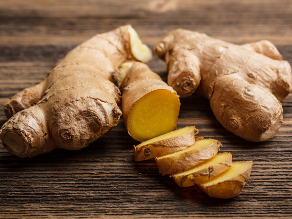 how to prepare a glass of ginger to lose weight