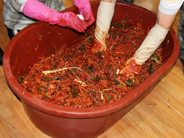 Pickled Food Good For Digestion