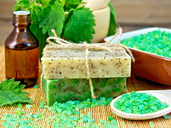 Benefits of using homemade soaps