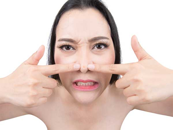 how to get rid of blackheads with floss
