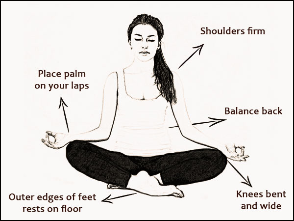 Yoga Asanas Before Getting Out Of Bed