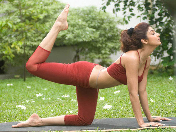 Image result for Shilpa shetty does Yoga