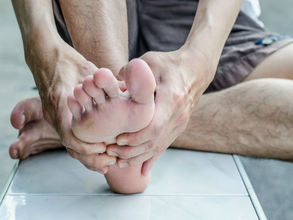 home remedies for diabetic foot pain