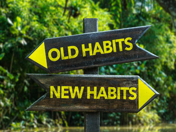 list of bad habits and how to break them