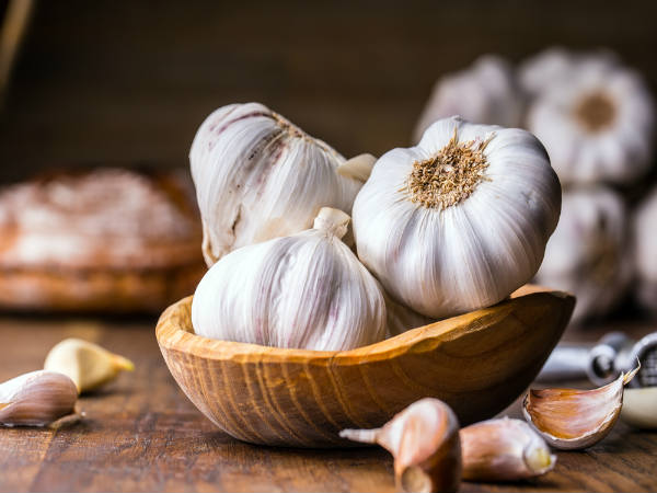raw garlic juice benefits