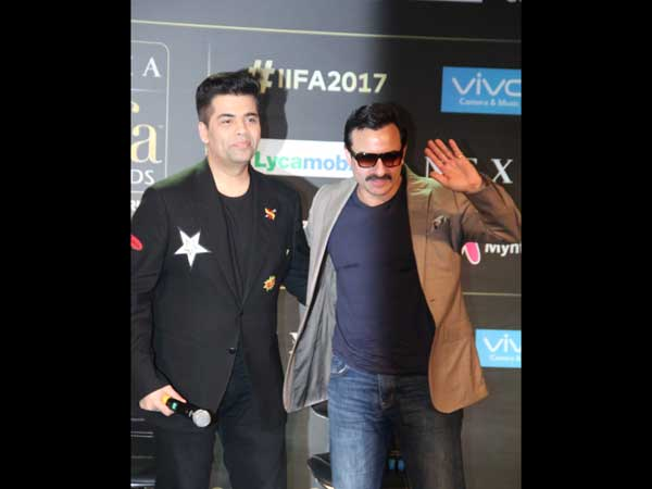 STARS WHO DAZZLED; Celebrities Flaunted Their Styles At IIFA 2017 Press Meet