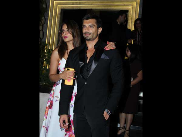 Bipasha Basu And Karan Singh Grover All Decked Up For A Romantic Date