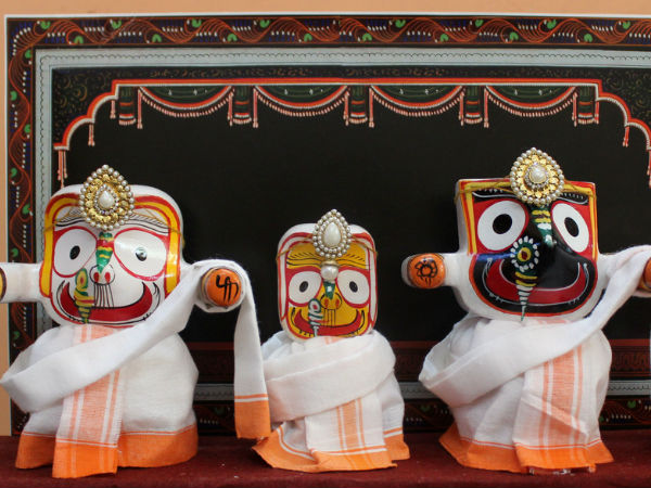 The Story Of Lord Jagannath
