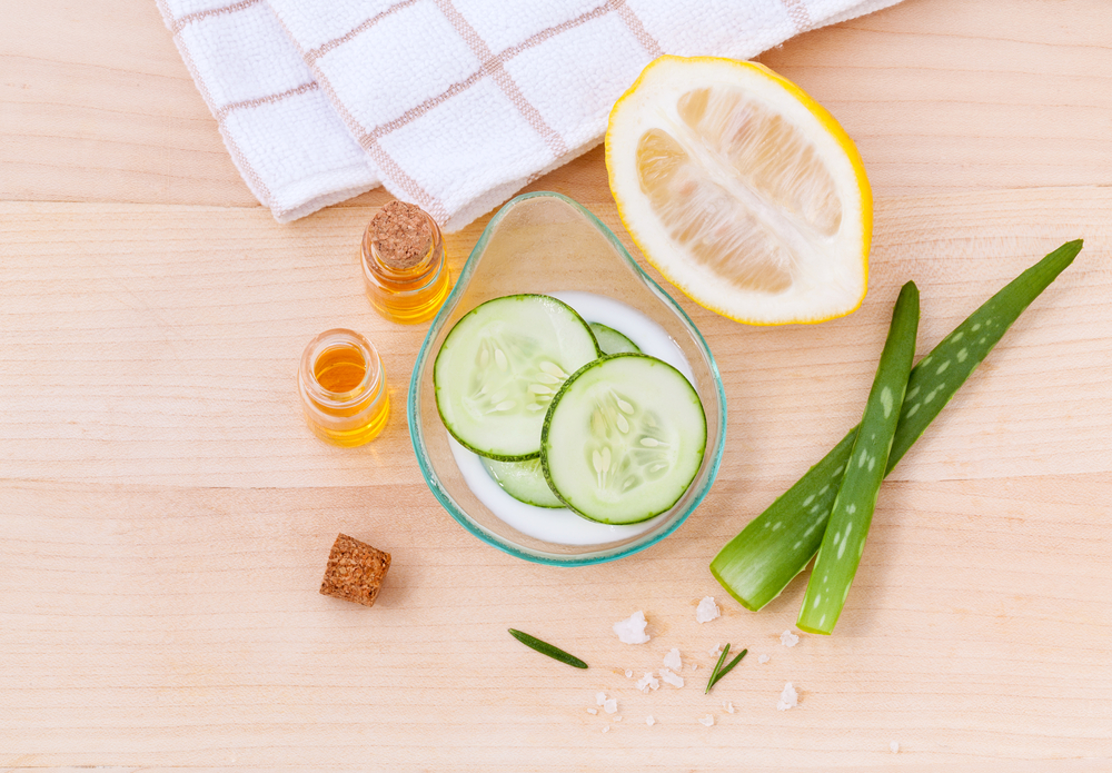 Five All-natural Toners You Can Make At Home