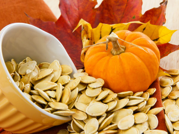 Benefits Of Pumpkin Seeds For Hair