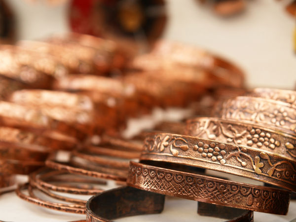 Health Benefits Of Wearing Copper Bracelets