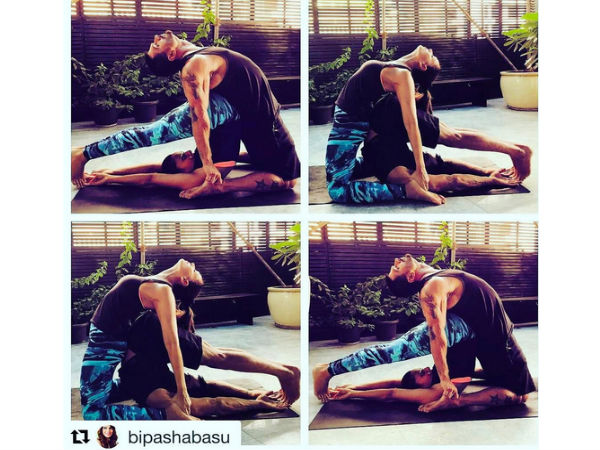 International Yoga Day In A Celebrity Way