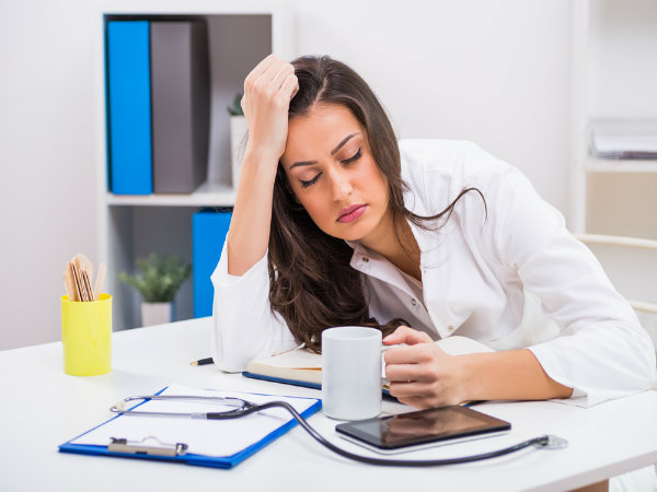 What Happens When Doctors Don't Get Enough Sleep