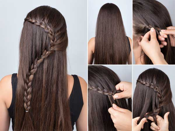 Open Hairstyle For Long Hair Step By Hairstyles By Unixcode