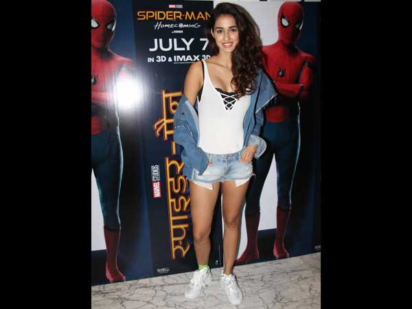 disha patani at movie screening
