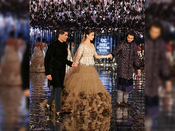 alia bhatt at india couture week