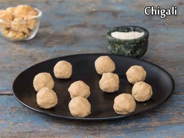 Chigali Recipe