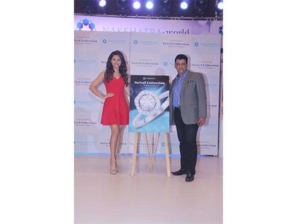 Urvashi Rautella At The Launch Of Swivel Collection