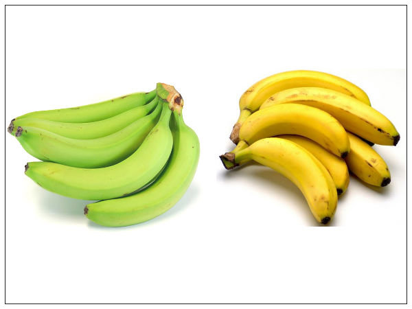Which Is Better Ripe Or Unripe Bananas