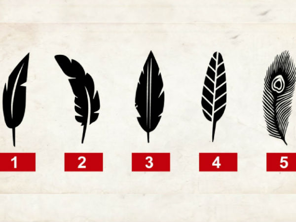 Choose A Feather & Know What It Tells