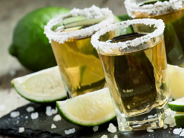 is tequila healthy