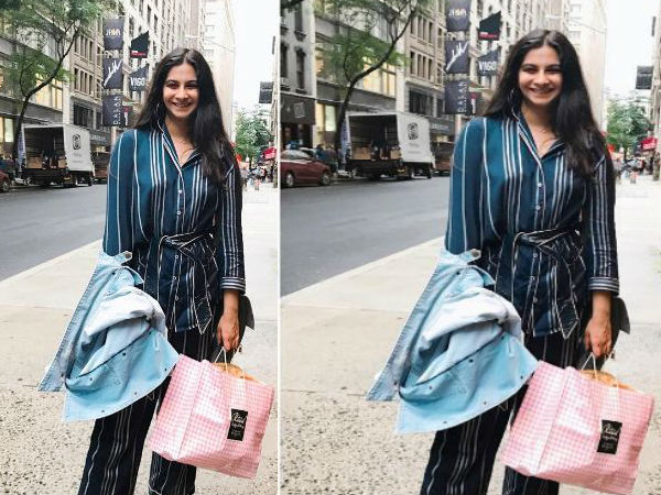 rhea kapoor in new york