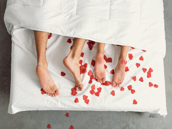 Is it safe to have sex during her period