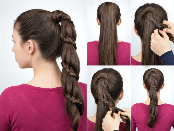 beautiful hair style step by step braid hairstyles for hair to try with a tutorial 5621