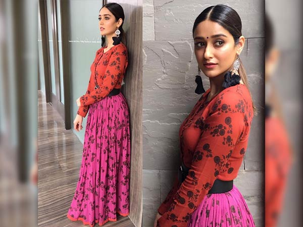 ileana d'cruz at mubarakan screening