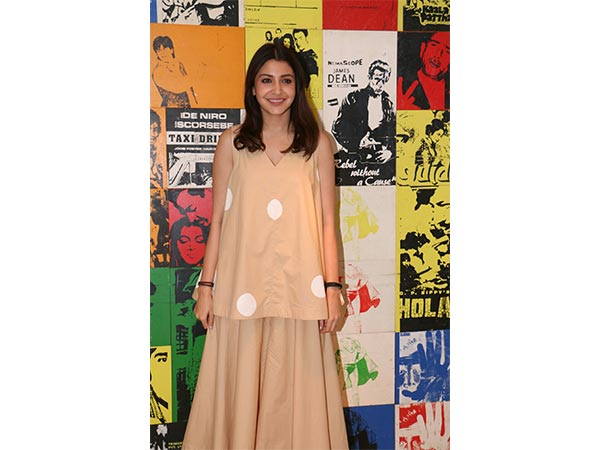 Anushka Sharma Turned Classy Yet Simple