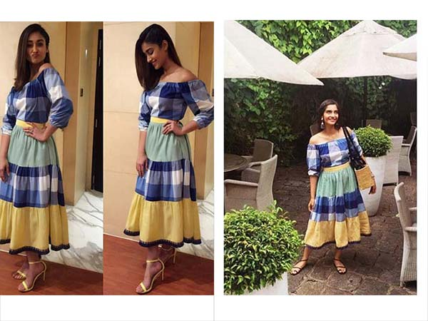 TWIN STYLE: Ileana D'Cruz In Sonam Kapoor's Last Month's Ensemble