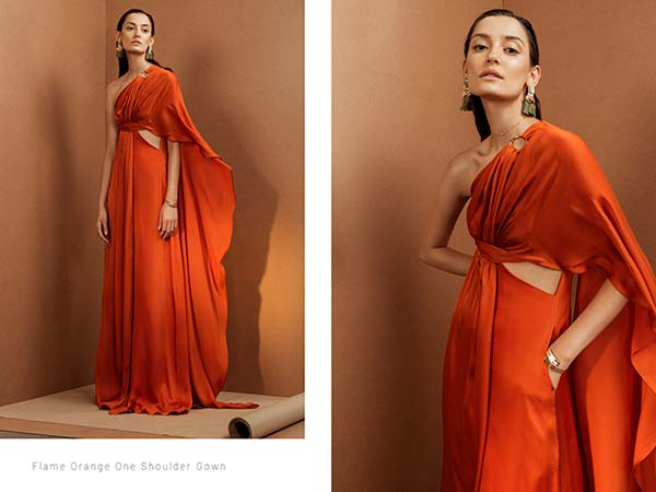 Vaani Kapoor Is Looking Stunning In Tangerine