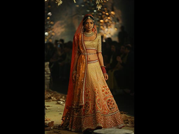 Tarun Tahiliani Created Magic With Swarovski At India Couture Week 2017