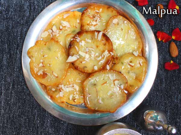 Malpua Recipe: How To Make Indian Fried Dough