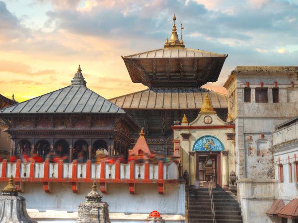Teej Celebrations At Pashupatinath Temple