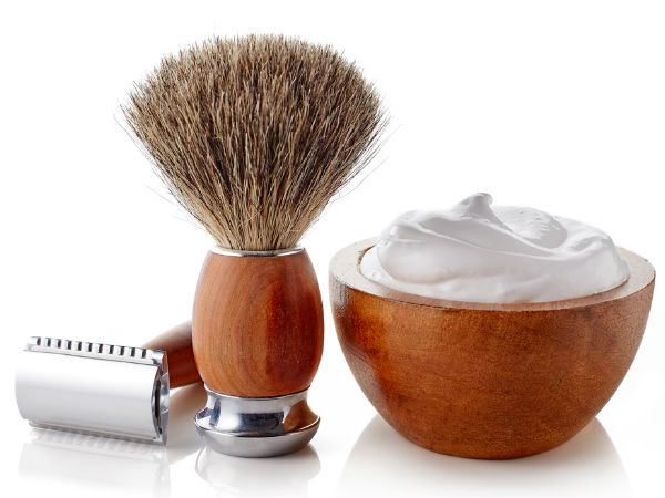 Here's How You Can Make Your Own Shaving Cream