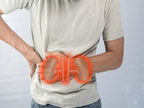 warning signs of kidney failure