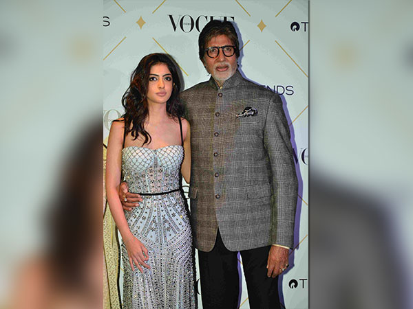 bachchan family at vogue beauty awards