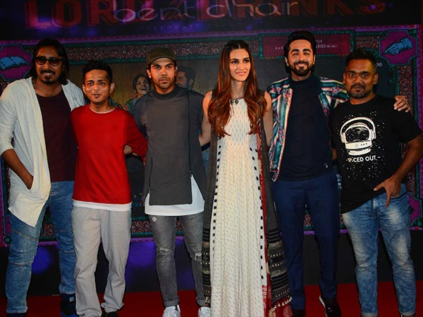 kriti sanon for bareilly ki barfi promotions