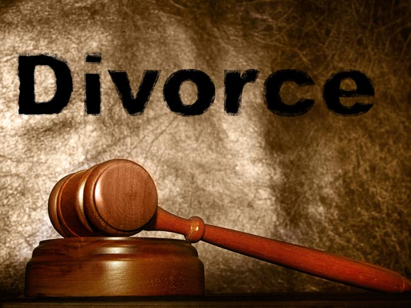 marrying a divorcee