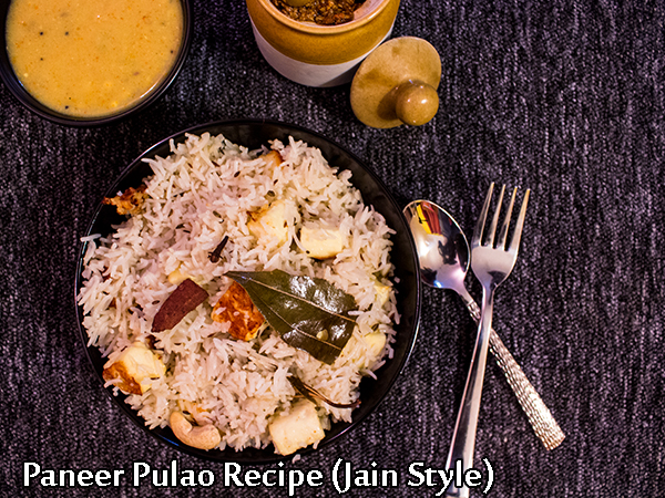 Jain style paneer pulao recipe no onion no garlic paneer pulao jain style paneer pulao recipe no onion no garlic paneer pulao boldsky forumfinder Image collections