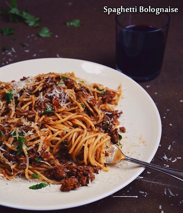 Chicken spaghetti Bolognese (2) |Spaghetti Bolognese Chicken