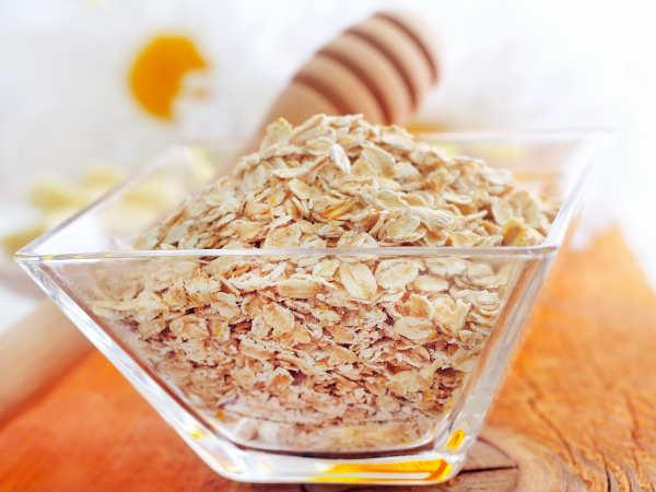 ways to use oatmeal for dry skin
