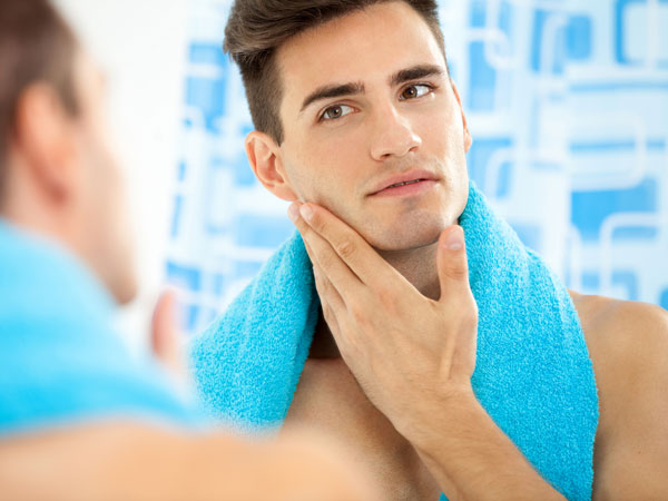 ways to banish age spots in men