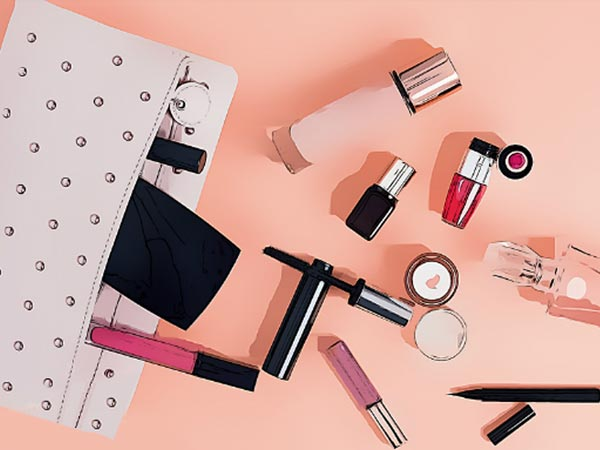 quick fix beauty tools and makeup cosmetics